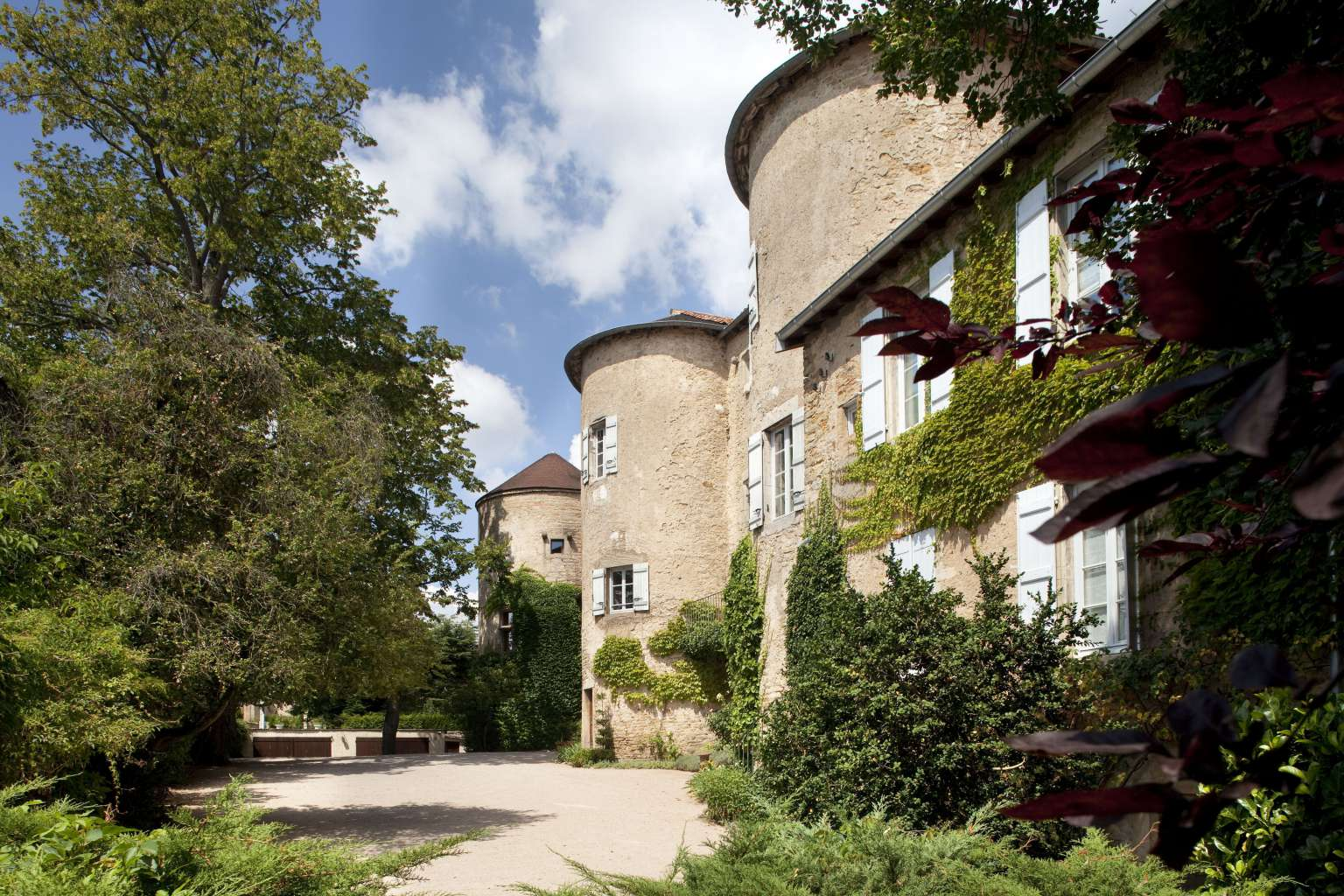Georges Blanc s'offre le château d'Igé