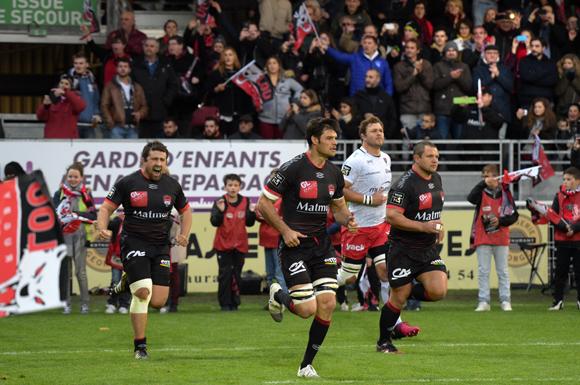 LOU Rugby. Toulon reste en rade au Matmut Stadium