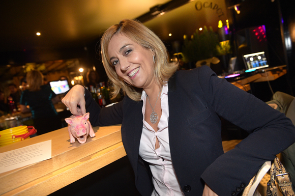 12. Delphine Caserta (Lennox)