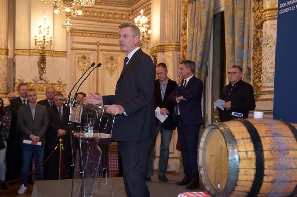 13. Pierre Fanneau, DG du Progrès