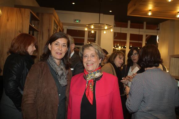 16. Marie-Christine Herrbach et Carole Dufour (Idées en Tête)