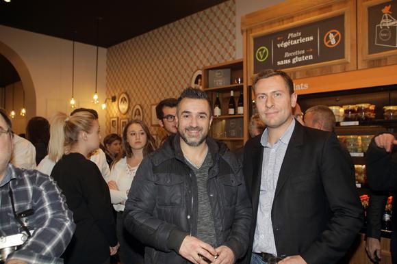 20. Marc Boissieux (L'inattendu) et Guillaume Terreux (Like A Chef)