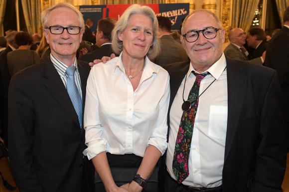 21. François Royer, Françoise Michallon (Agence Arch in Design Lyon) et Guy Bardel