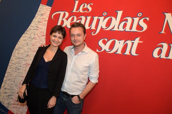 25. Caroline Impens (Métropole Grand Lyon) et Sébastien Skolimowski (ENGIE)
