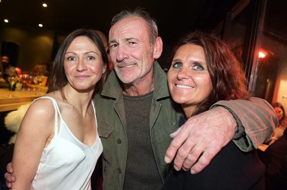 26. Gaëlle Denieul (Thelem Assurances), Pascal Nurenberg (Sarl Nurenberg) et Sophie