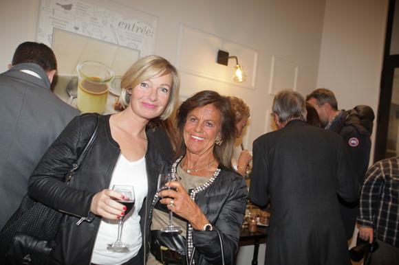 27. Anne-Sophie Negroni (Negroni & Associés) et Béryl Maillard, consul de St Domingue