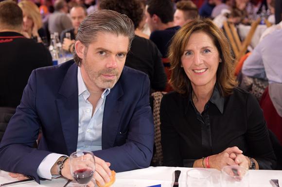 3. Michaël Peters (Euronews) et le docteur Jacqueline Ginon