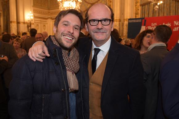 33. Grégory Cuilleron et Gérard Auboeuf (ONLYLYON)