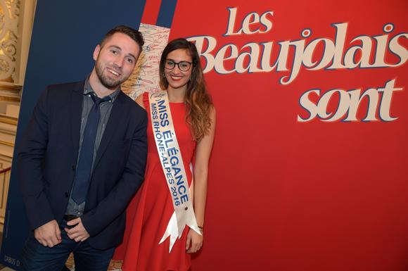 36. Dalida Benaoudia, miss élégance Rhône-Alpes 2016 et notre chasseur de miss Morgan