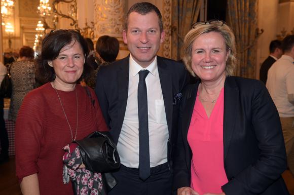 38. Christelle Champion (EDF), Thierry Vitoz (Université Lyon III) et Pascale Savey (EDF)
