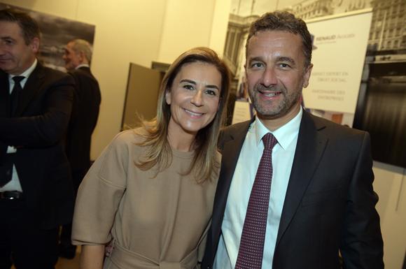 Maitre Marie-Caroline Billon Renaud et son époux Frédéric Renaud (Renaud  Avocats) 28f235acee7