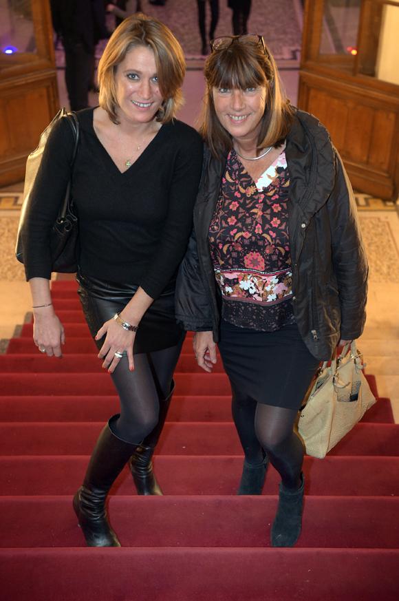 42. Candice Augugliaro et Florence Robin (Le Progrès)