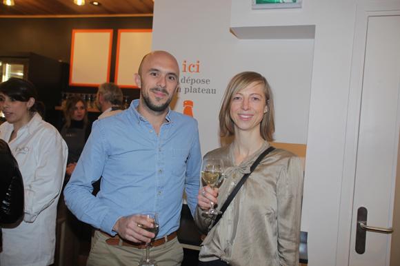 8. Nicolas Pouzet (Boco) et Stephie Höll (B+F)