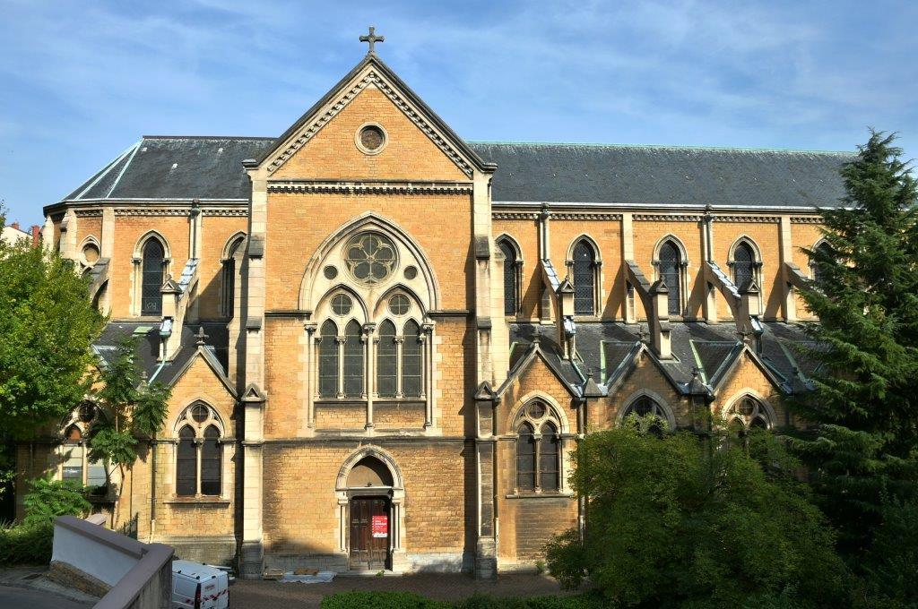 Saint-Bernard de la Croix-Rousse. Le combat des Lyonnais pour sauver leur église