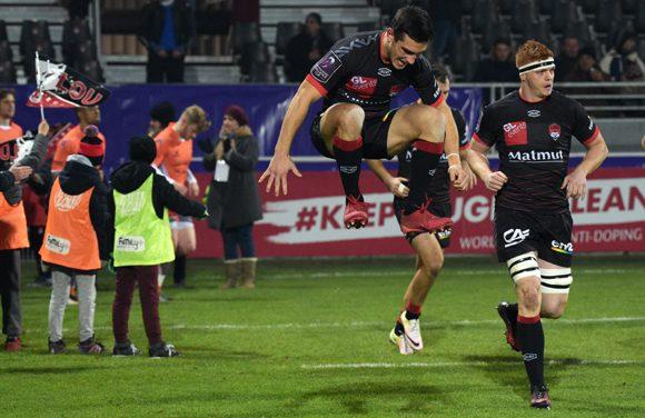 LOU Rugby – Newcastle. Vol sur un nid de faucons