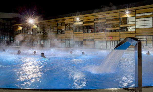 Megève. Les photos du nouveau Palais des sports