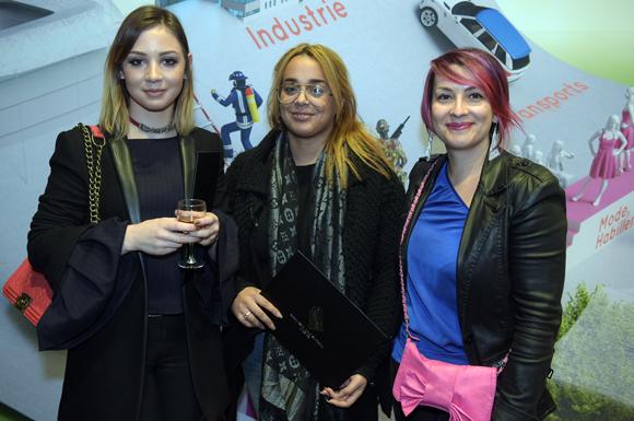 12. Alison Burel, Feriel Cheriet et Natacha Marti (Supdemod)