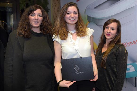 14. Ludivine Mondino, Lauriane Rousseau et Célia Monteremal (Supdemod)