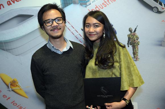 16. Putra Ikhsan et Tiara Dewi (Supdemod)