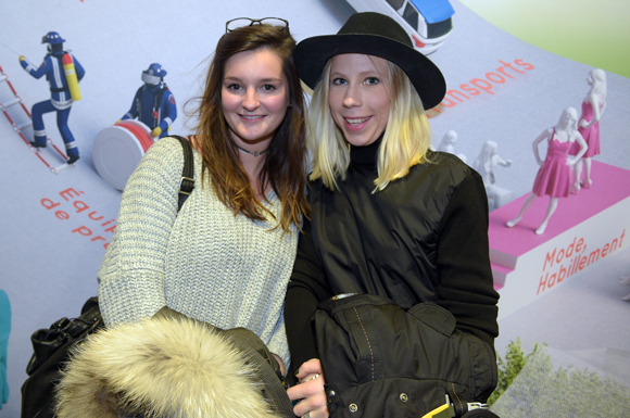 23. Clémence Kauffmann et Laura Faure (Supdemod)