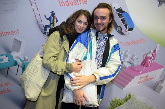28. Marie Hufnagel et Mickaël James ((Supdemod)