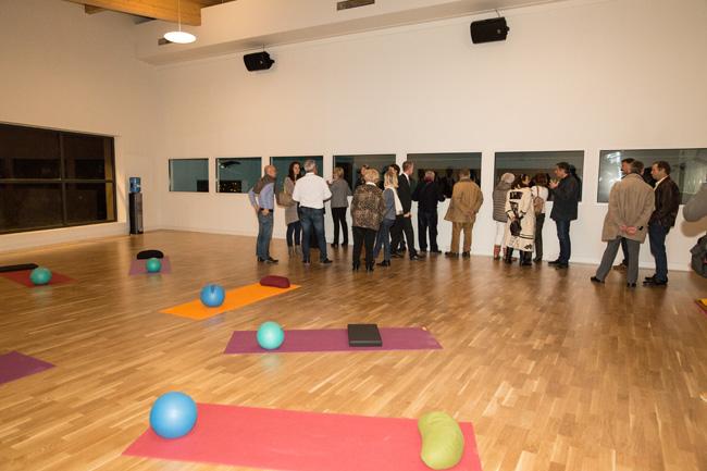 5. Salle de fitness