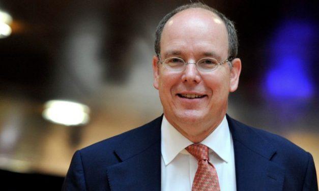 Fête des Lumières. Gérard Collomb reçoit le Prince Albert II de Monaco et Bernard Cazeneuve