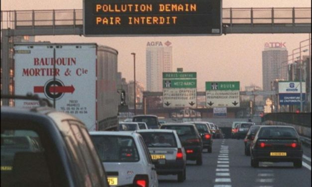 Pollution. Circulation alternée ce vendredi