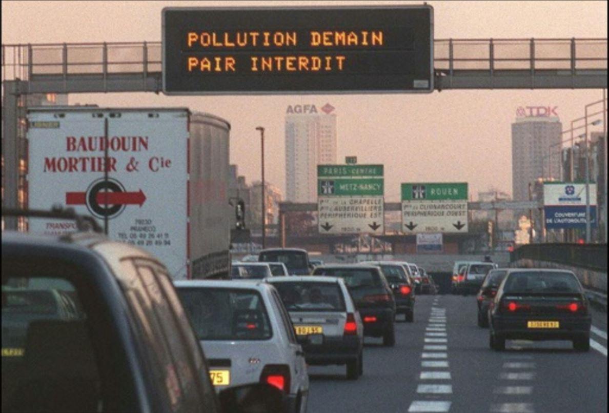 Pollution. Circulation alternée ce vendredi