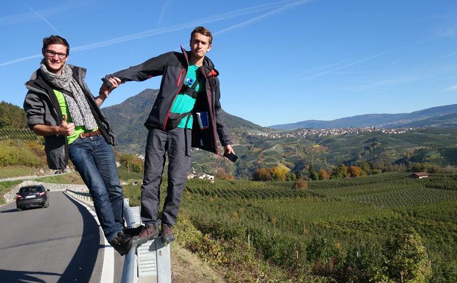 Stop nous si tu peux. Deux étudiants lyonnais relèvent le défi du voyage gratuit !