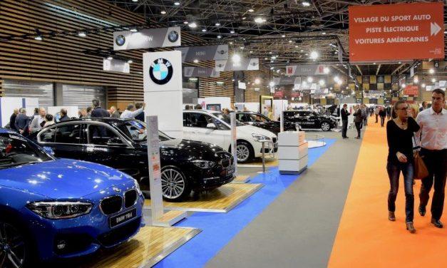 Le Salon de l'Automobile de Lyon revient en 2017