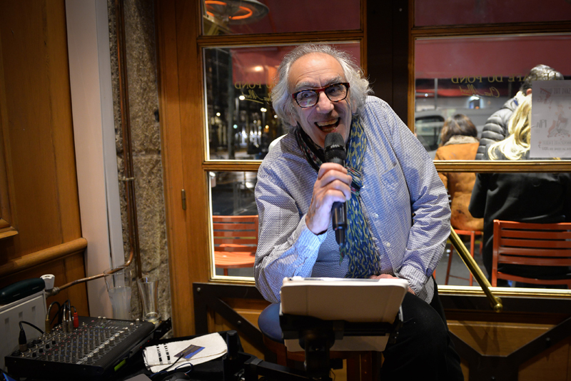 Le dernier anniversaire d'Albert au Café du Pond ?