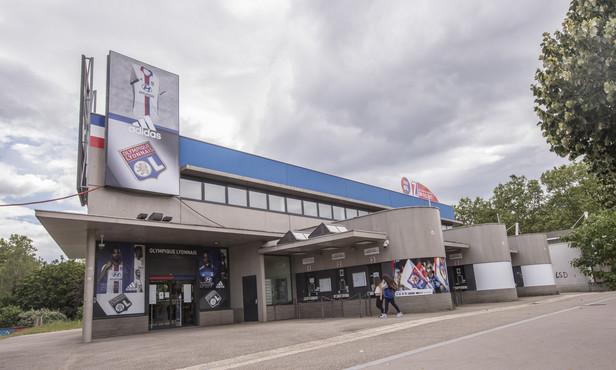 À Gerland, la boutique OL n'est plus