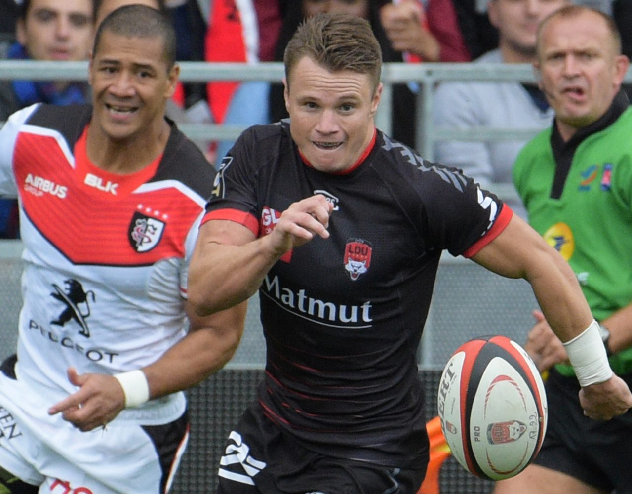 LOU Rugby – La famille Arnold s'agrandit