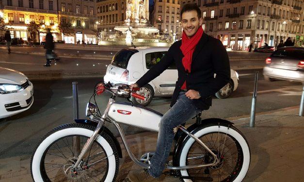 The Cykle. La Bentley du vélo électrique