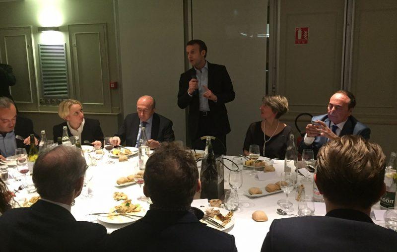 Présidentielle 2017. La tournée VIP d'Emmanuel Macron à Lyon