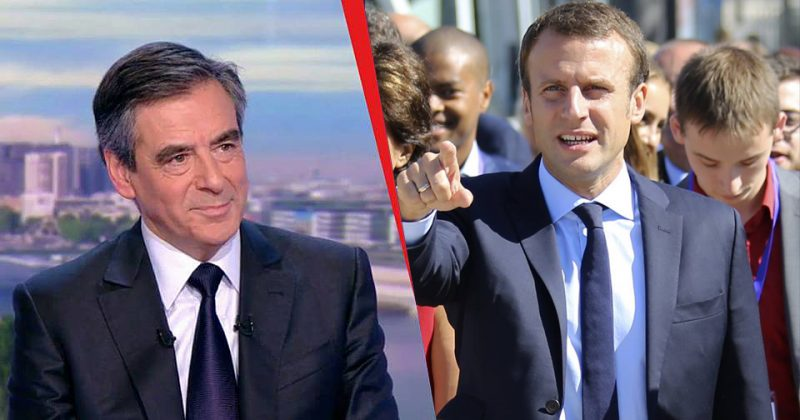 Macron – Fillon. Rumeurs malignes