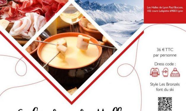 Les Halles de Lyon fondues de fondues