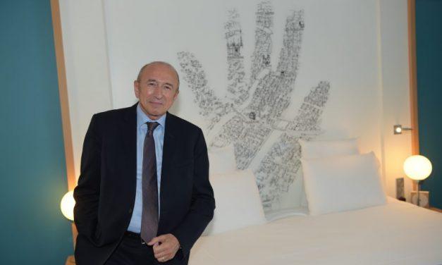 Elections présidentielles. Collomb exhorte Bayrou à rejoindre Macron