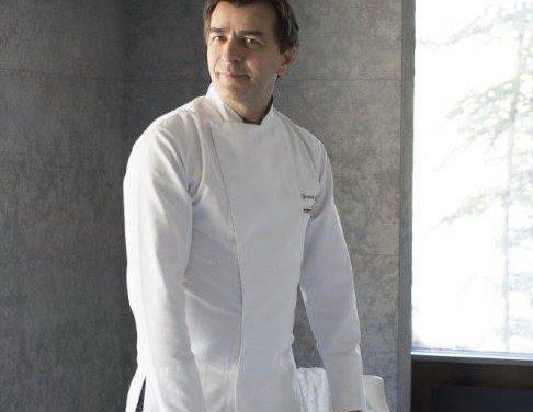 A Courchevel, Yannick Alléno décroche 3 étoiles en détournant les codes de la gastronomie