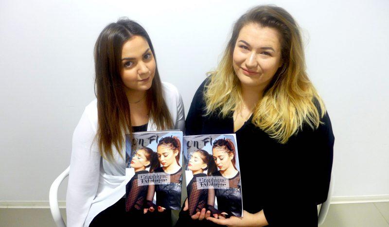 On Fleek. Un webmagazine lyonnais dédié au maquillage