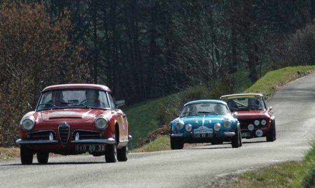 Rallye de Charbonnières Classic. Une renaissance attendue