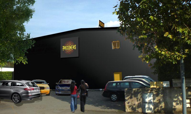 Prizoners. Un complexe unique de Live Escape Game ouvre ses portes à Grenoble