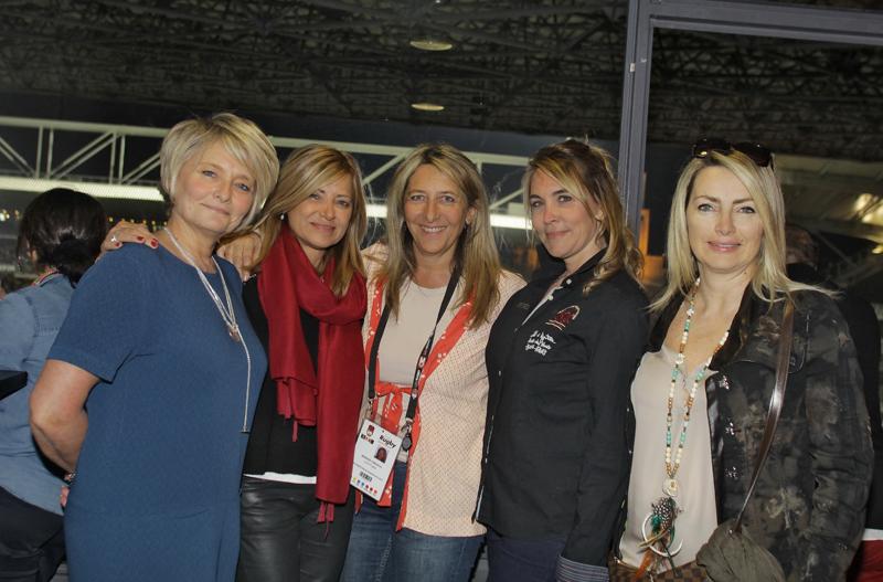 LOU Rugby – Stade Français. Les femmes aux premières loges