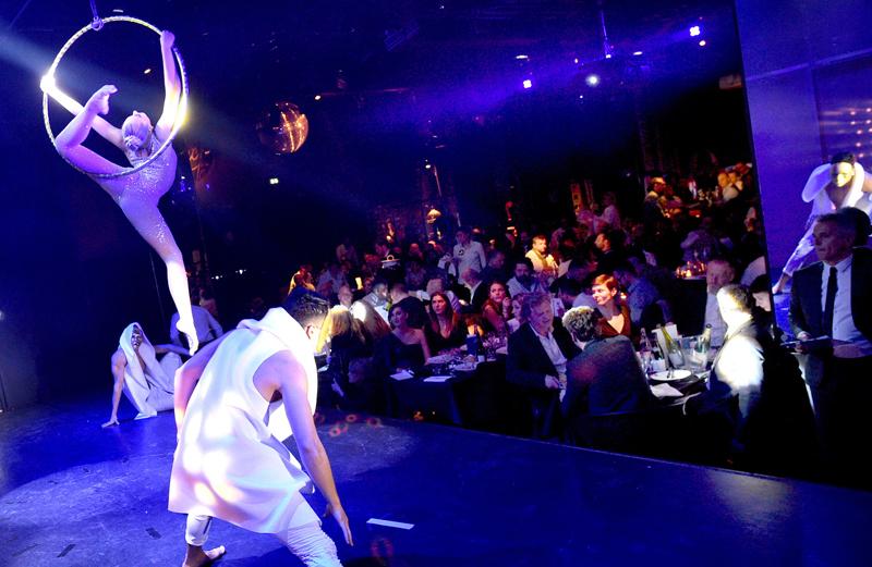 1er Gala de la Nuit Lyonnaise au Black By Jack. Toutes les photos