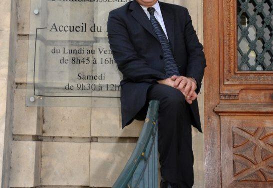 Denis Broliquier officialise son parrainage pour François Fillon