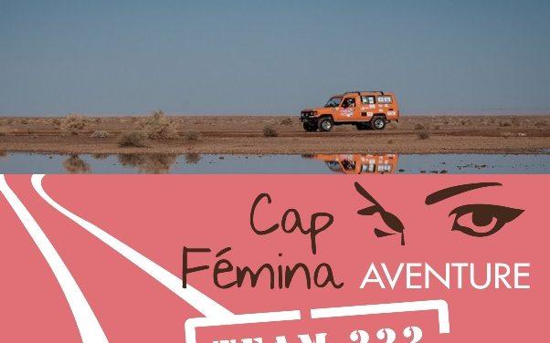 Cap Fémina 2017. Deux lyonnaises participent à l'aventure