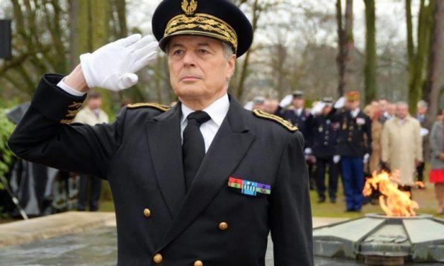 Henri-Michel Comet dans ses habits de nouveau Préfet de Région Auvergne-Rhône-Alpes