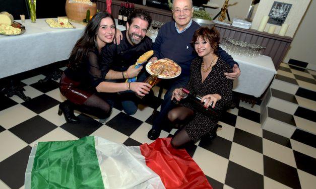 Inauguration La Casa Vito. Une histoire de famille