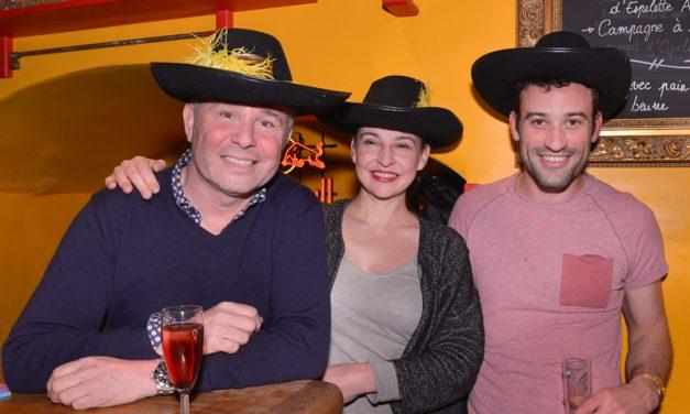 Broc Bar. After party avec les 3 Mousquetaires